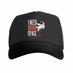 Кепка-тракер Мне нужно больше космоса