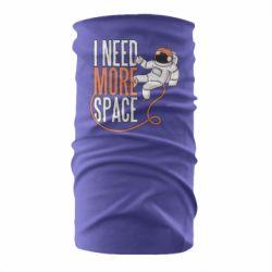 Бандана-труба Мне нужно больше космоса