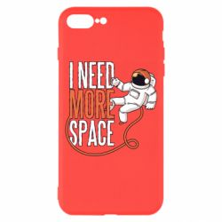 Чехол для iPhone 7 Plus Мне нужно больше космоса