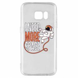 Чехол для Samsung S7 Мне нужно больше космоса