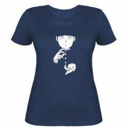 Женская футболка Mob