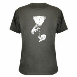 Камуфляжная футболка Mob
