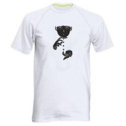 Мужская спортивная футболка Mob