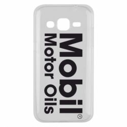 Чехол для Samsung J2 2015 Mobil Motor Oils