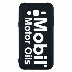 Чехол для Samsung J5 2015 Mobil Motor Oils - FatLine