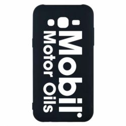 Чехол для Samsung J5 2015 Mobil Motor Oils