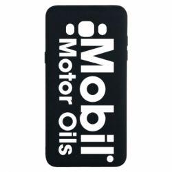 Чехол для Samsung J7 2016 Mobil Motor Oils - FatLine