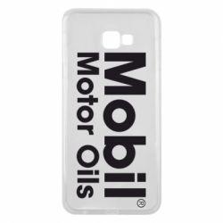 Чехол для Samsung J4 Plus 2018 Mobil Motor Oils - FatLine