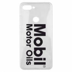 Чехол для Xiaomi Mi8 Lite Mobil Motor Oils - FatLine