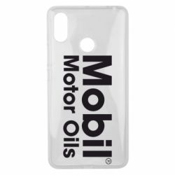 Чехол для Xiaomi Mi Max 3 Mobil Motor Oils - FatLine