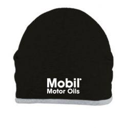Шапка Mobil Motor Oils - FatLine