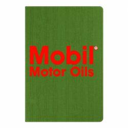 Блокнот А5 Mobil Motor Oils