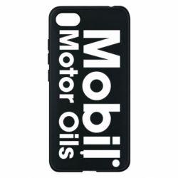 Чехол для Xiaomi Redmi 6A Mobil Motor Oils - FatLine