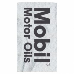 Полотенце Mobil Motor Oils - FatLine