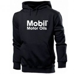 Толстовка Mobil Motor Oils - FatLine
