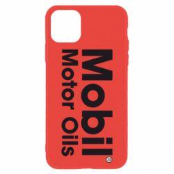 Чехол для iPhone 11 Mobil Motor Oils