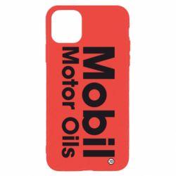 Чехол для iPhone 11 Pro Max Mobil Motor Oils