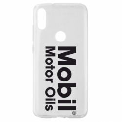Чехол для Xiaomi Mi Play Mobil Motor Oils