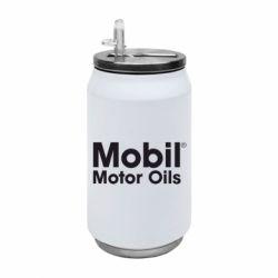 Термобанка 350ml Mobil Motor Oils