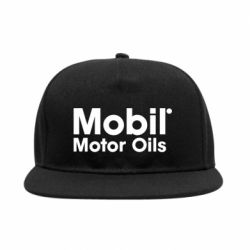 Снепбек Mobil Motor Oils - FatLine