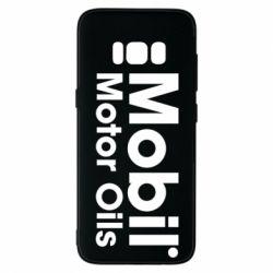 Чехол для Samsung S8 Mobil Motor Oils