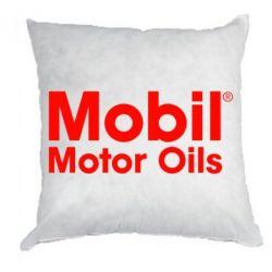 Подушка Mobil Motor Oils - FatLine
