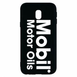 Чехол для Samsung J3 2017 Mobil Motor Oils - FatLine