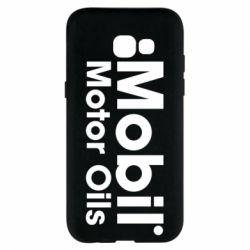 Чехол для Samsung A5 2017 Mobil Motor Oils