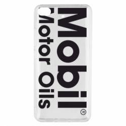 Чехол для Xiaomi Mi 5s Mobil Motor Oils