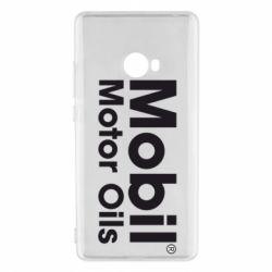 Чехол для Xiaomi Mi Note 2 Mobil Motor Oils - FatLine