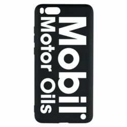 Чехол для Xiaomi Mi Note 3 Mobil Motor Oils - FatLine
