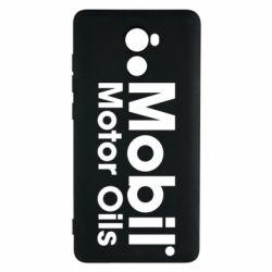 Чехол для Xiaomi Redmi 4 Mobil Motor Oils - FatLine