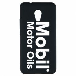 Чехол для Meizu M5s Mobil Motor Oils - FatLine