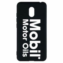Чехол для Meizu M6 Mobil Motor Oils - FatLine