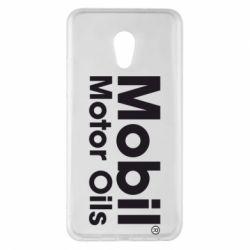 Чехол для Meizu Pro 6 Plus Mobil Motor Oils - FatLine