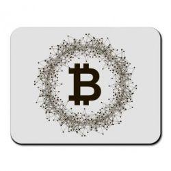 Купить Коврик для мыши Modern bitcoin, FatLine