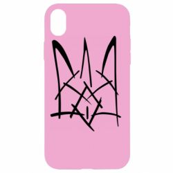 Чохол для iPhone XR Молодіжний герб