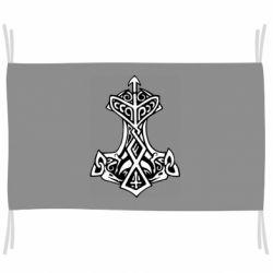 Прапор Молот тора візерунок