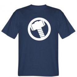 Мужская футболка Молот Тора - FatLine