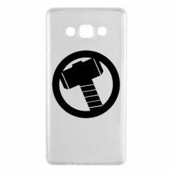 Чехол для Samsung A7 2015 Молот Тора