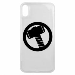Чехол для iPhone Xs Max Молот Тора