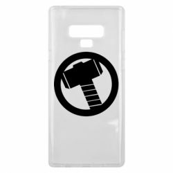 Чехол для Samsung Note 9 Молот Тора