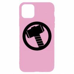 Чехол для iPhone 11 Pro Max Молот Тора