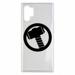 Чехол для Samsung Note 10 Plus Молот Тора