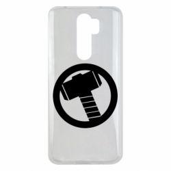 Чехол для Xiaomi Redmi Note 8 Pro Молот Тора