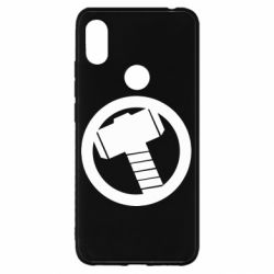 Чехол для Xiaomi Redmi S2 Молот Тора
