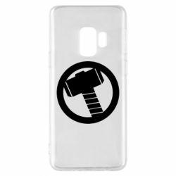 Чехол для Samsung S9 Молот Тора