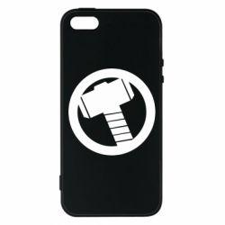 Чехол для iPhone5/5S/SE Молот Тора