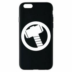 Чехол для iPhone 6/6S Молот Тора