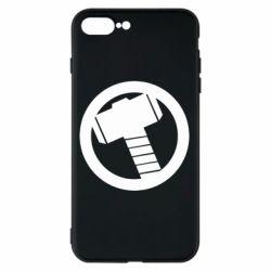 Чехол для iPhone 8 Plus Молот Тора